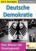 Deutsche Demokratie (eBook, PDF)