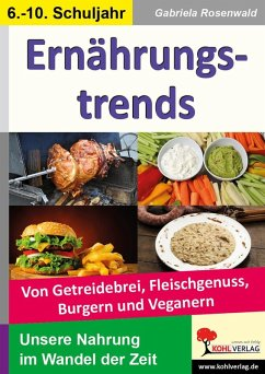 Ernährungstrends (eBook, PDF) - Rosenwald, Gabriela