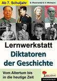 Lernwerkstatt Diktatoren der Geschichte (eBook, PDF)