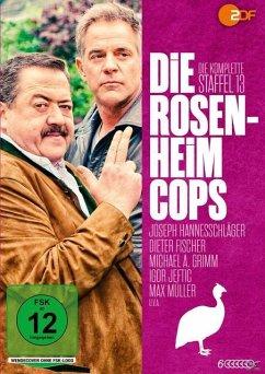 Die Rosenheim-Cops - Die komplette dreizehnte Staffel DVD-Box