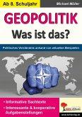 GEOPOLITIK - Was ist das? (eBook, PDF)