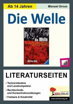 Die Welle - Literaturseiten (eBook, PDF) - Gross, Christian