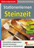 Stationenlernen Steinzeit (eBook, PDF)