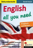 English all you need (eBook, PDF)