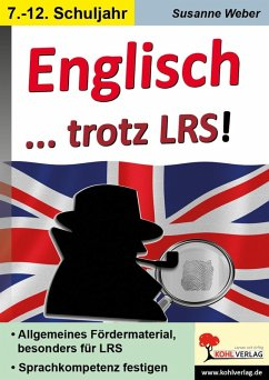 Englisch ... trotz LRS (eBook, PDF) - Weber, Susanne