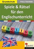 Spiele & Rätsel für den Englischunterricht (eBook, PDF)