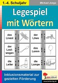 Legespiel mit Wörtern (eBook, PDF)