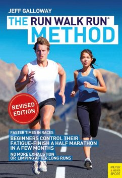 The Run Walk Run Method (eBook, ePUB) - Galloway, Jeff