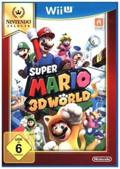 Super Mario 3D World Nintendo Selects (Wii U)