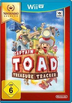 Captain Toad: Treasure Tracker Nintendo Selects (Wii U)