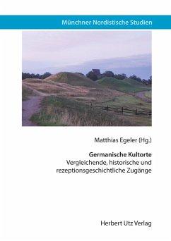 Germanische Kultorte (eBook, PDF)