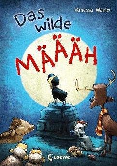 Das wilde Määäh / Das wilde Mäh Bd.1 (eBook, ePUB) - Walder, Vanessa