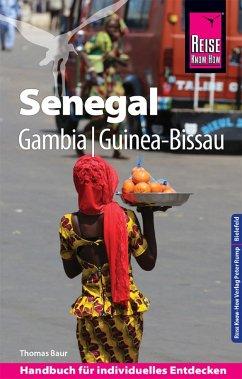 Reise Know-How Reiseführer Senegal, Gambia und Guinea-Bissau (eBook, PDF) - Baur, Thomas