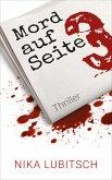 Mord auf Seite 3 (eBook, ePUB)