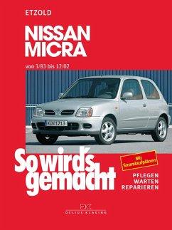 Nissan Micra 3/83 - 12/02 (eBook, PDF)