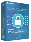 Steganos Privacy Suite 18, 1 DVD-ROM