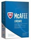 McAfee LiveSafe 2017 - 50 Geräte (Online Code)