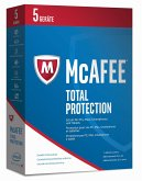 McAfee Total Protection 2017 - 5 Geräte (Online-Code)