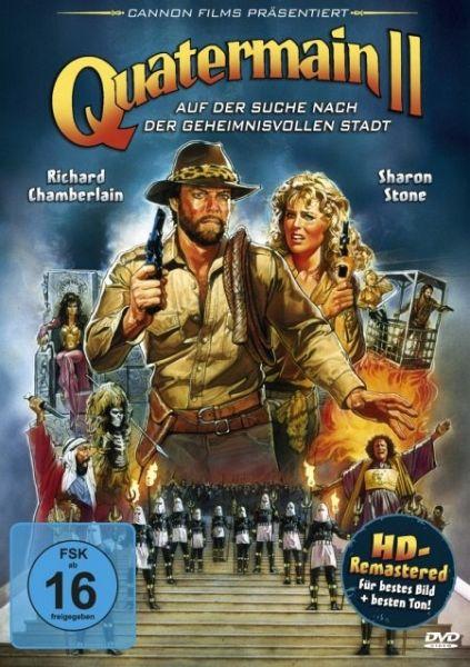 Quatermain Ii – Auf Der Suche Nach Der Geheimnisvollen Stadt