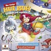 Der kleine Hui Buh - Die verschwundene Stunde / Sven will zur Feuerwehr, 1 Audio-CD