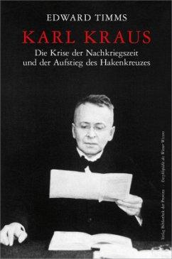 Karl Kraus - Timms, Edward