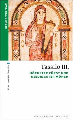 Tassilo III. (eBook, ePUB) - Wolfram, Herwig