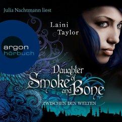 Daughter of Smoke and Bone / Zwischen den Welten Bd.1 (MP3-Download) - Taylor, Laini
