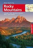 Rocky-Mountains - VISTA POINT Reiseführer Reisen Tag für Tag (eBook, ePUB)