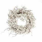 Deko-Kranz Weiße Beeren