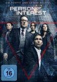 Person of Interest - Die komplette fünfte und letzte Staffel (3 Discs)