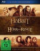 Mittelerde Collection: Der Hobbit Trilogie + Der Herr Der Ringe Trilogie Bluray Box