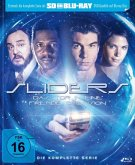 Sliders - Das Tor in eine unbekannte Dimension: Die komplette Serie (SD on Blu-ray, 4 Discs)