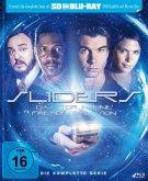Sliders - Das Tor in eine unbekannte Dimension: Die komplette Serie (SD on Blu-ray, 4 Discs)
