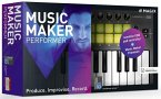MAGIX Music Maker Premium Performer 2017