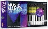 MAGIX Music Maker Premium Performer 2017