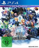 World of Final Fantasy D1 Edition (PlayStation 4)