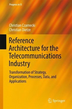 Reference Architecture for the Telecommunicatio...