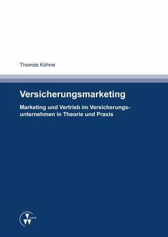 Versicherungsmarketing (eBook, ePUB) - Köhne, Thomas
