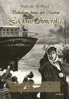 Verheißung hinter den Meeren - Lockruf Amerika (eBook, ePUB) - Petzl, Siglinde