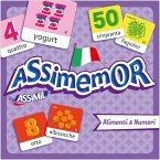 Assimemor, Alimenti & Numeri - Speisen & Zahlen (Kinderspiel)