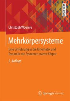 Mehrkörpersysteme - Woernle, Christoph