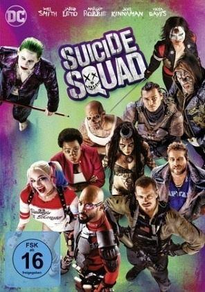 Suicide Squad Darsteller