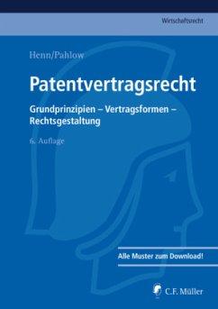 Patentvertragsrecht