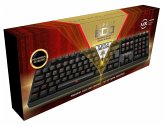 Turtle Beach IMPACT 600 - Gaming Keyboard (Tastatur) für PC (DE-Layout)