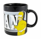 "Simpsons - Mega Tasse ""Last Perfect Man"""