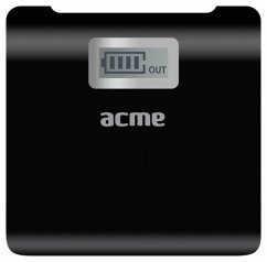 ACME Europe ACME PB06 Handy Powerbank 6000 mAh schwarz