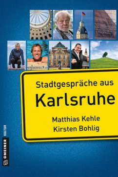Stadtgespräche aus Karlsruhe (Mängelexemplar)