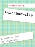 Schachnovelle (eBook, ePUB)