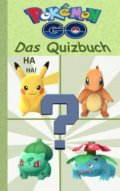 Pokémon GO - Das Quizbuch (eBook, ePUB)