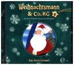 Weihnachtsmann & Co. KG - Das Zauberschwert, 1 Audio-CD